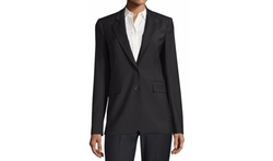 Aaren Continuous Wool-Blend Jacket by Theory in Suits