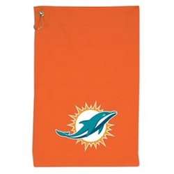 Miami Dolphins Mcarthur Sports Towel by NFL Shop in Ballers