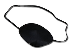 Pirate Eyepatch Silk Eye Costume Accessory by OTC in Kill Bill: Vol. 1