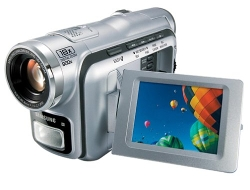 Minidv Digital Camcorder by Samsung in Cut Bank