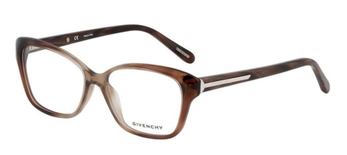 Apet Crystal Brown-Stones Eyeglasses by Givenchy in The Good Wife - Season 7 Episode 10