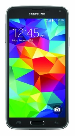Galaxy S5 Phone by Samsung in Modern Family