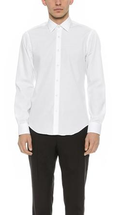 Bluff Collar Shirt by Mr. Start in Steve Jobs