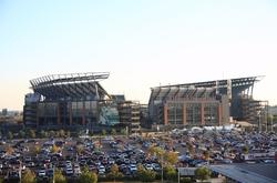 Philadelphia, Pennsylvania by Lincoln Financial Field in Kevin Hart: What Now?