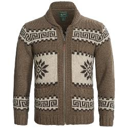 Quehanna Cardigan Sweater by Woolrich in Jersey Boys