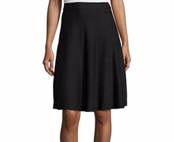 Paneled Twirl Skirt by Nic+Zoe in The Layover