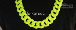 Fluorescent Plastic Chain The Nightclub Hiphopjazz Fluorescent Necklace by Leisurecc in Lee Daniels' The Butler