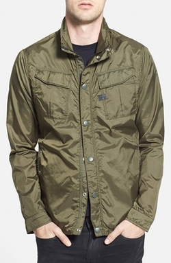 'Filch' Nylon Jacket by G-Star Raw in Blackhat