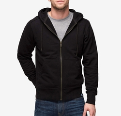 Vintage Black Hoodie by B:Scott in Mr. Robot