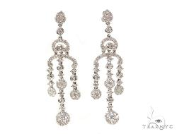Candlestick Diamond Chandelier Earrings by TraxNYC in Lee Daniels' The Butler