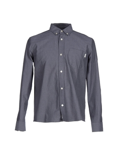 Long Sleeve Button Down Shirts by Carhartt in The Flash