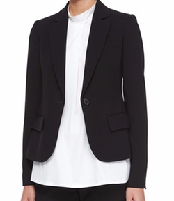 Brescia Long-Sleeve Blazer by Theory in How To Get Away With Murder