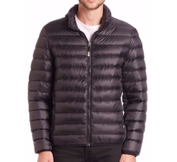 Convertible Puffer Jacket by Tumi in The Fate of the Furious