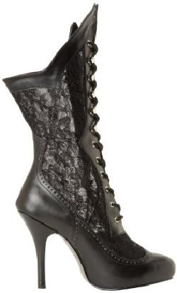 Women's Victorian Boot by Funtasma in Vampire Academy