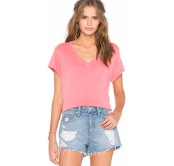 Champion V-Neck Tee by Feel The Piece in Jane the Virgin