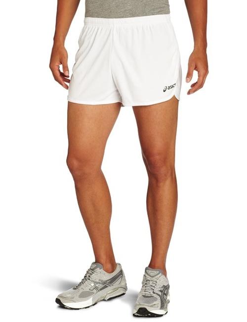 Men's Interval Split Shorts by Asics in McFarland, USA