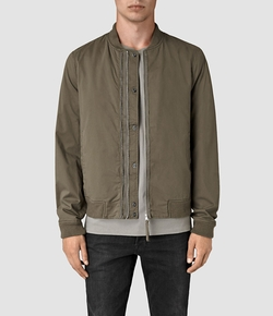Hearn Bomber Jacket by All Saints in Supergirl