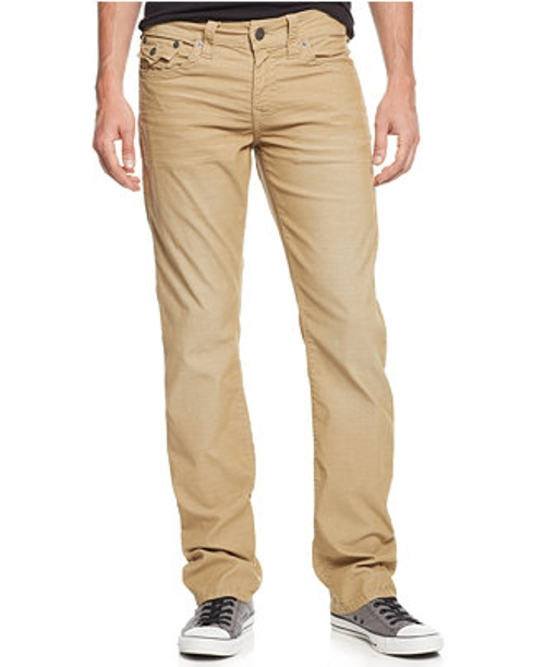 Corduroy Pants by True Religion in Magic Mike XXL