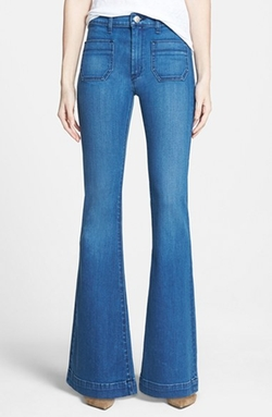Taylor High Rise Flare Jeans by Hudson Jeans in Pretty Little Liars