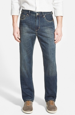 'Coastal Island' Standard Fit Jeans by Tommy Bahama Denim in Entourage