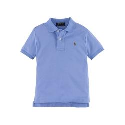 Short-Sleeve Pima Polo Shirt by Ralph Lauren Childrenswear in Boyhood