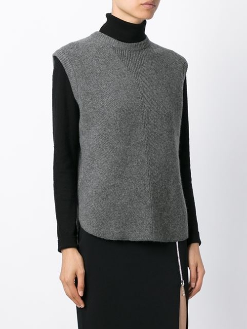 Sleeveless Knit Top by Alexander Wang in Legally Blonde