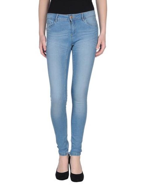 Skinny Denim Pants by Jacqueline De Yong in Krampus