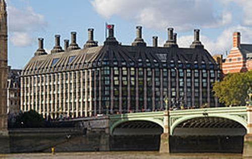 Portcullis House London, United Kingdom in London Has Fallen