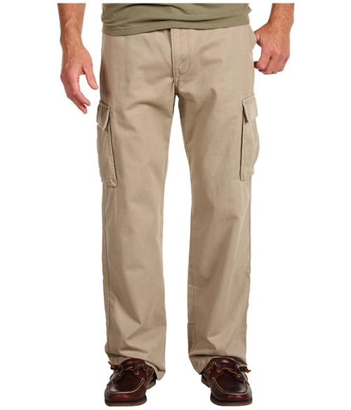 Twill Cargo Pant by Nautica in Sabotage