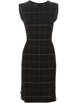 Checked Dress by Lanvin in How To Get Away With Murder
