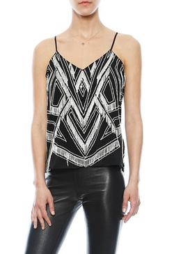 Marley Tank Top by Parker in Arrow