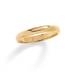 Men's Wedding Band by Zales in McFarland, USA