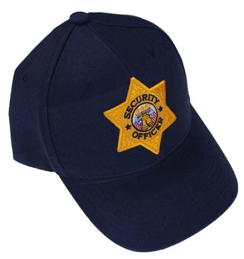 Security Emblem Cap by UAW in Safe House