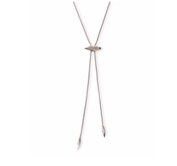 Cheska Lariat Necklace by Kendra Scott in The Flash