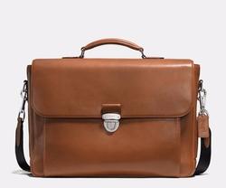 Metropolitan Briefcase by Coach in Gypsy