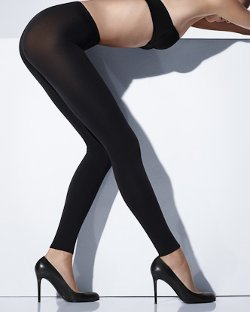 Mat Opaque 80 Leggings by Wolford in If I Stay