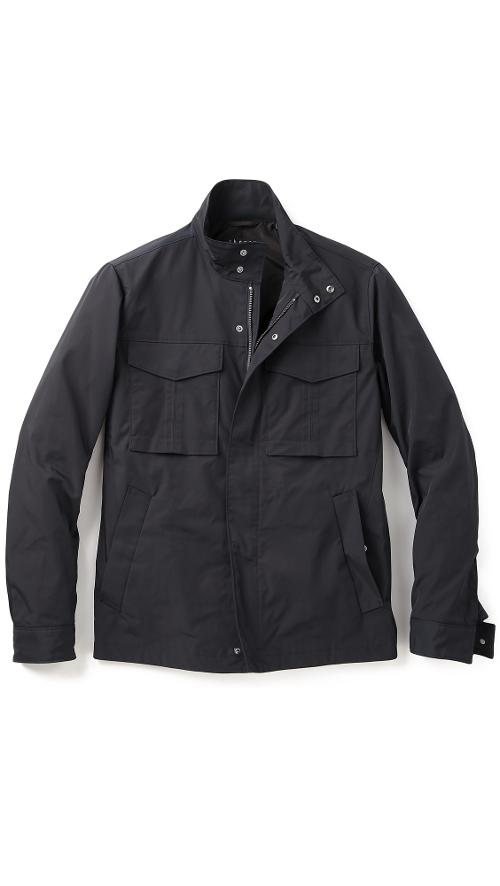 Yost Field Jacket by Theory in The Dark Knight Rises