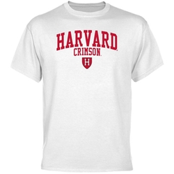 Harvard Crimson Team Arch T-Shirt by Collage Football Store in Legally Blonde