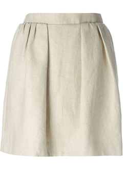 A-Line Skirt by Carven in Elementary