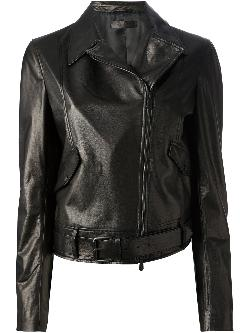 leather jacket by BOTTEGA VENETA in Vampire Academy