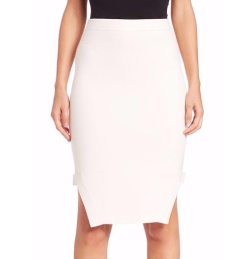 Cutout Pencil Skirt by Jonathan Simkhai in The Bachelorette - Season 12 Looks