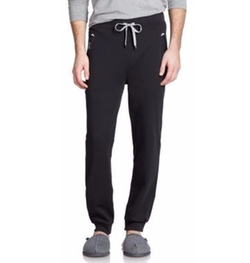 Cotton-Blend Sweatpants by Hugo Boss in New Girl