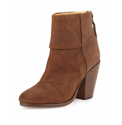 Classic Newbury Leather Ankle Boots by Rag & Bone in Fuller House