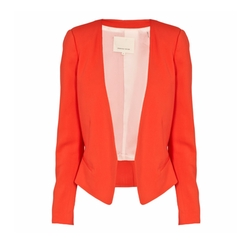 Refined Suiting Blazer by Rebecca Taylor in The Boss