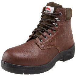 Men's A7211 Steel Toe Boot by Avenger Safety Footwear in Need for Speed
