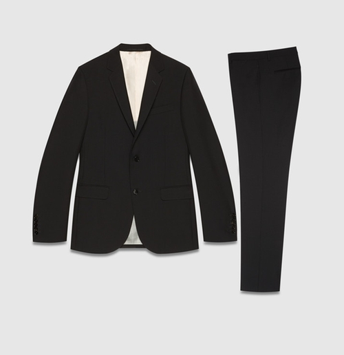 Monaco Wool Mohair Suit by Gucci in Thor: Ragnarok