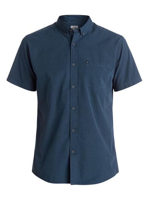 Wilsden Perennial Short Sleeve Modern Fit Shirt by Quiksilver in A Walk in the Woods