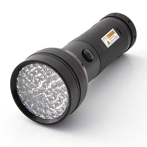 LED Ultraviolet Flashlight by LED Wholesalers in Before I Wake
