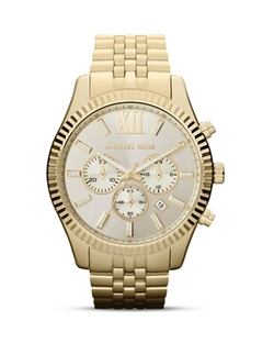 Lexington Watch by Michael Kors in Ballers