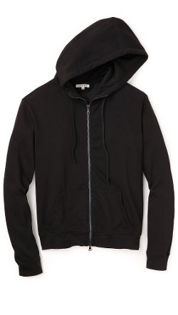 Zip Hoodie by Cotton Citizen in If I Stay